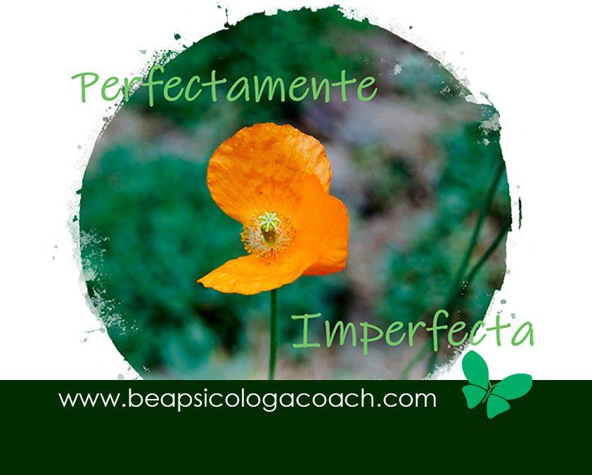 La PERFECCIÓN en lucha con el desarrollo personal